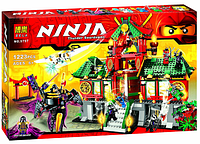 """Конструктор Ninja 9797 """"Битва за город""""  (1223 деталей) KK"""