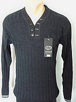 Мужской свитер-пуловер турецкий