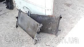 Радиатор охлаждения Opel Astra - F.