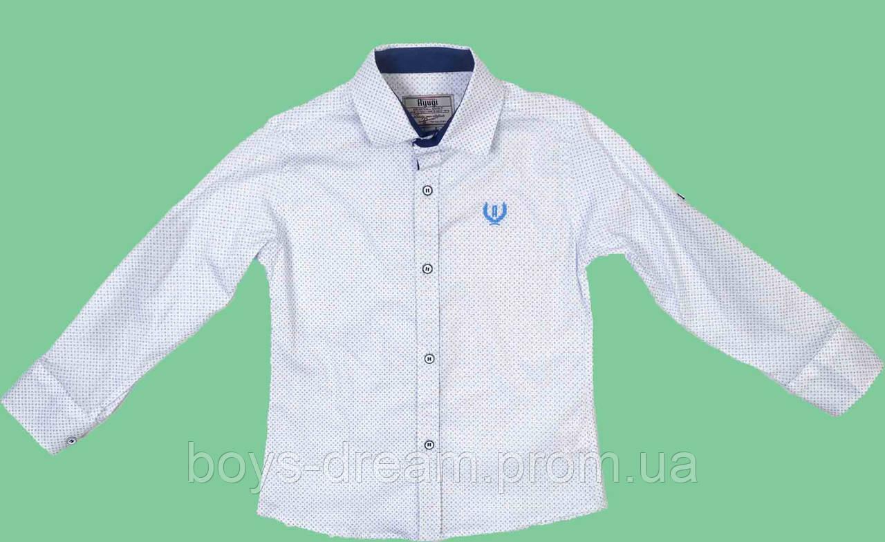 Рубашка для мальчика 134 (Турция)