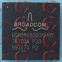 10/100/1000BASE-T GIGABIT COPPER TRANSCEIVER BROADCOM BCM54680B0KFBG BGA
