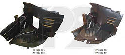 Воздухозаборник между бампером и подурылком, Mercedes, 1993-2000, FPS