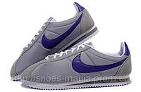 Кроссовки Nike Cortez (grey-violet)