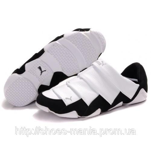 Мужские кроссовки Puma Lazy Insect Low white-black - Интернет магазин обуви  Shoes-Mania a21ed660447