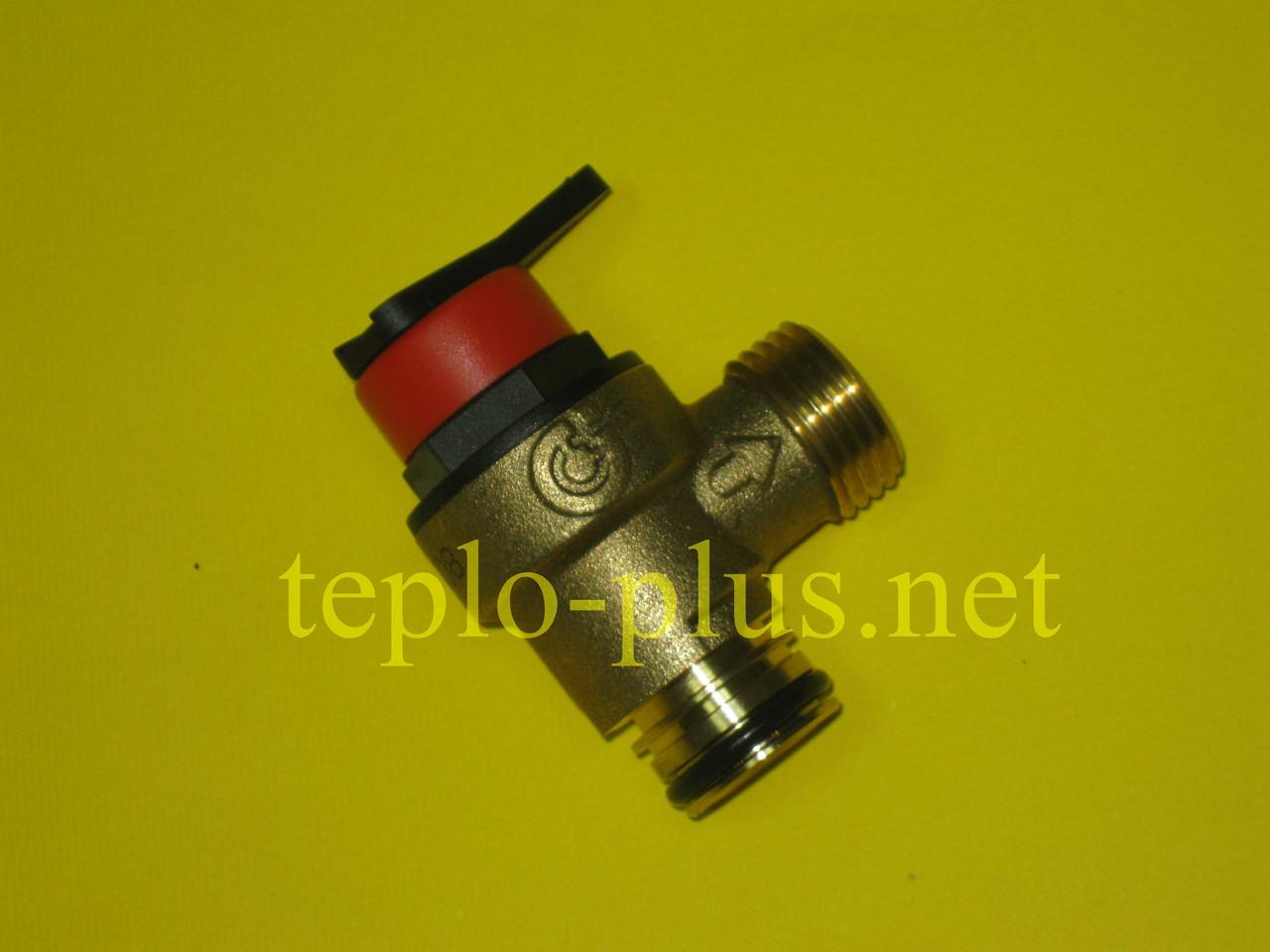 Предохранительный клапан 3 бар (клапан безопасности) 178985 Vaillant atmoTEC Pro / turboTEC Pro