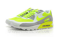 Кроссовки Nike Air Max 90 (green-grey-white)