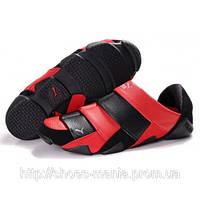 Мужские кроссовки Puma Lazy Insect Low черно-красные