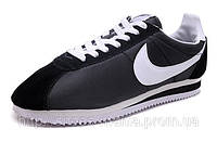 Кроссовки женские Nike Cortez черные, фото 1