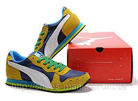 Мужские кроссовки Puma SF Trionfo Lo II yellow-white