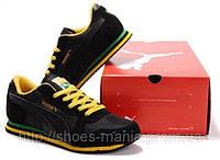 Мужские кроссовки Puma SF Trionfo Lo II черные