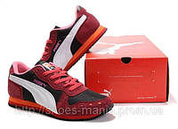 Мужские кроссовки Puma SF Trionfo Lo II black-red-white