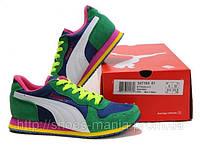 Мужские кроссовки Puma SF Trionfo Lo II white-green, фото 1