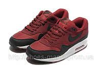 Кроссовки Nike Air Max 87 красные