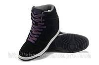 Женские кроссовки Nike DUNK SB черные