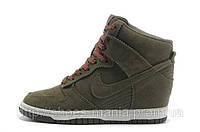 Женские  Nike DUNK SB высокие, фото 1