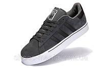 Кроссовки Adidas Campus Vulc MID темно-серые, фото 1