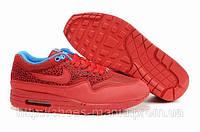 Женские кроссовки Nike Air Max 87 красные