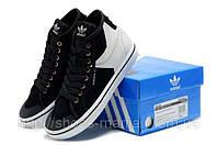 Женские кроссовки Adidas Originals black, фото 1
