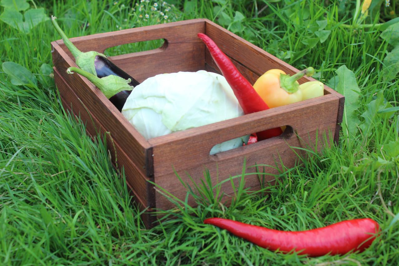 Эко-ящичек для овощей