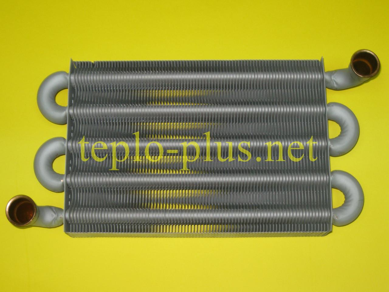 Теплообменник первичный (основной) 20 кВт 0020038152 Vaillant atmoTEC Pro / Plus, turboTEC Pro / Plus, фото 1