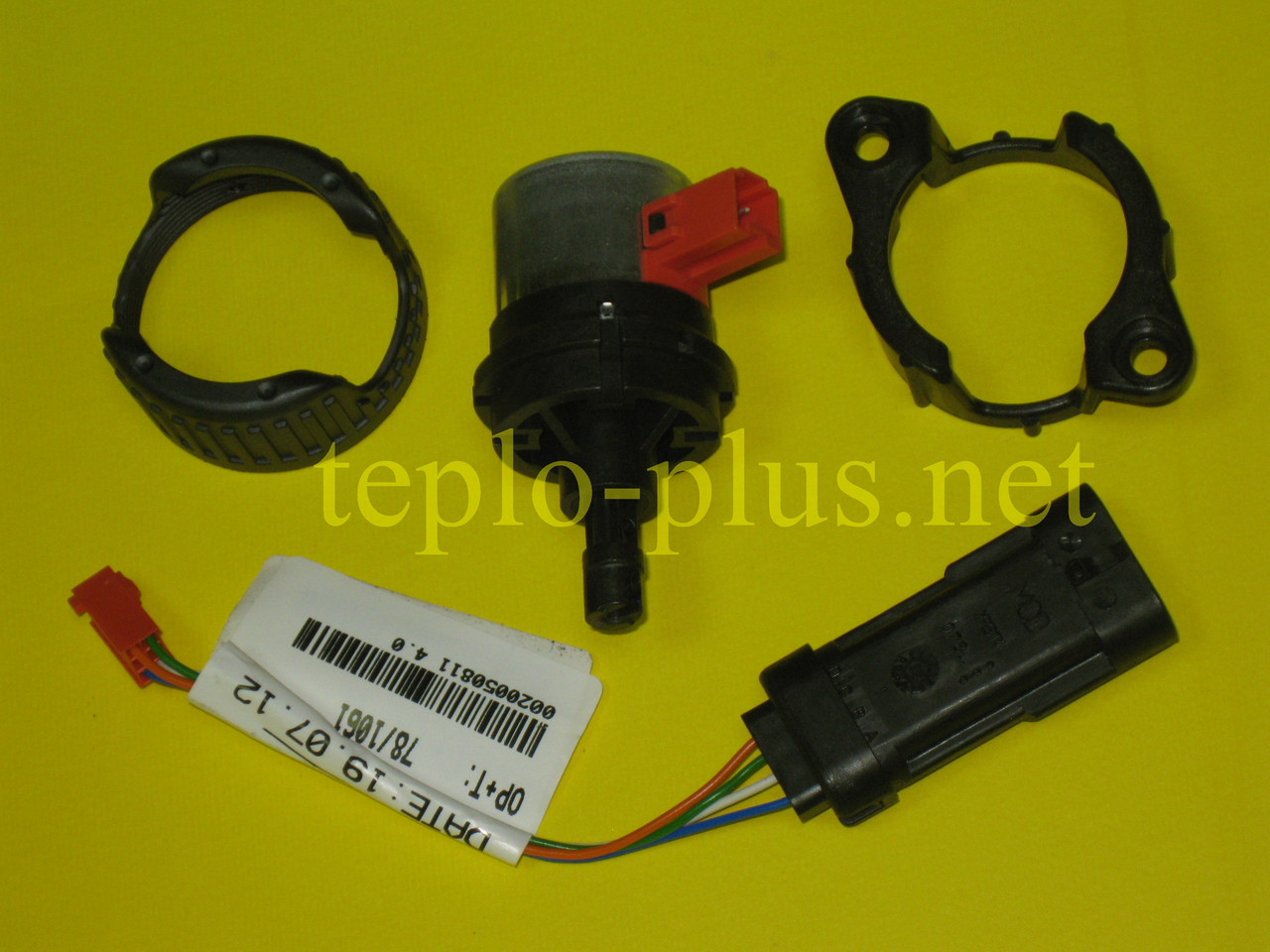 Электропривод (сервопривод) трехходового клапана Vaillant atmoTEC Pro / turboTEC Pro