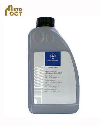 Тормозная жидкость Mercedes-Benz DOT4, фото 2