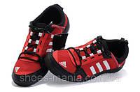 Кроссовки мужские Adidas daroga красные