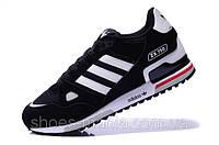Кроссовки мужские Adidas zx-750 Черно-белые, фото 1