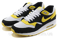 Кроссовки Nike Air Max 87 (yellow-black-white)
