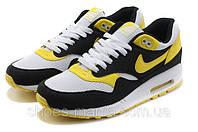 Кроссовки Nike Air Max 87 (yellow-black-white)