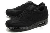 Мужские кроссовки Nike Air Max 87 черные