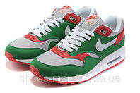 Мужские кроссовки Nike Air Max 87 (red-green)