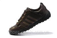 Кроссовки Adidas daroga коричневые