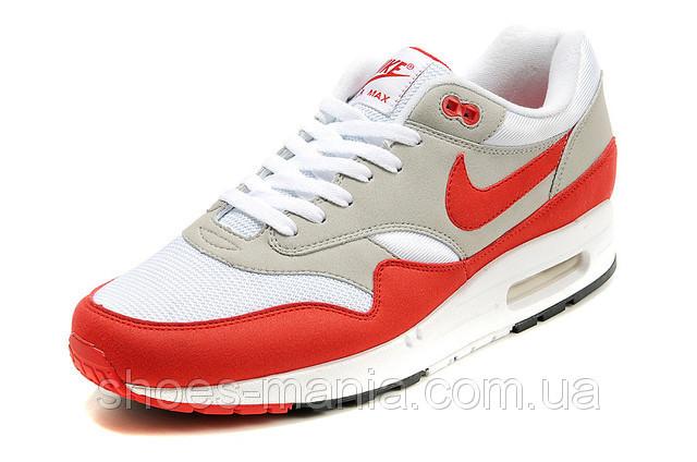 f7e5cd1f Кроссовки Nike Air Max 87 красно-белые: купить в Днепропетровске и ...