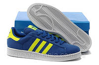 Кроссовки мужские Adidas Campus синие, фото 1