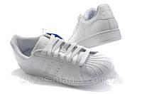 Кроссовки Adidas superstar Белые, фото 1