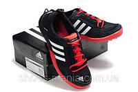 Кроссовки Adidas daroga черно-красные