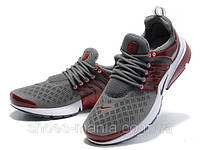 Кроссовки Nike Air Presto (darkgrey-red)