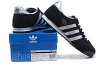 Кроссовки мужские Adidas Originals Dragon Черные, фото 1