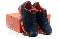 Кроссовки Nike Air Max Tail Wind +5 (blue-orange)