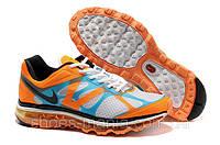 Nike Air Max 2012 (grey-orange)