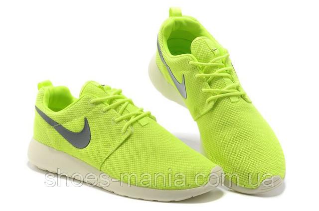 new arrival ffb3c 78cb2 Кроссовки Nike Roshe Run салатовые, цена 1 290 грн., купить в Днепре —  Prom.ua (ID 19660497)