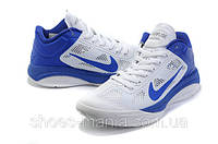 Кроссовки Nike Zoom Hyperfuse Low (blue-white)