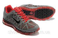 Кроссовки Nike Air Max 2012 (grey-red)