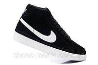 Кроссовки Nike Blazer High черные, фото 1