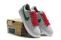 Кроссовки Nike Blazer Low (grey-green)