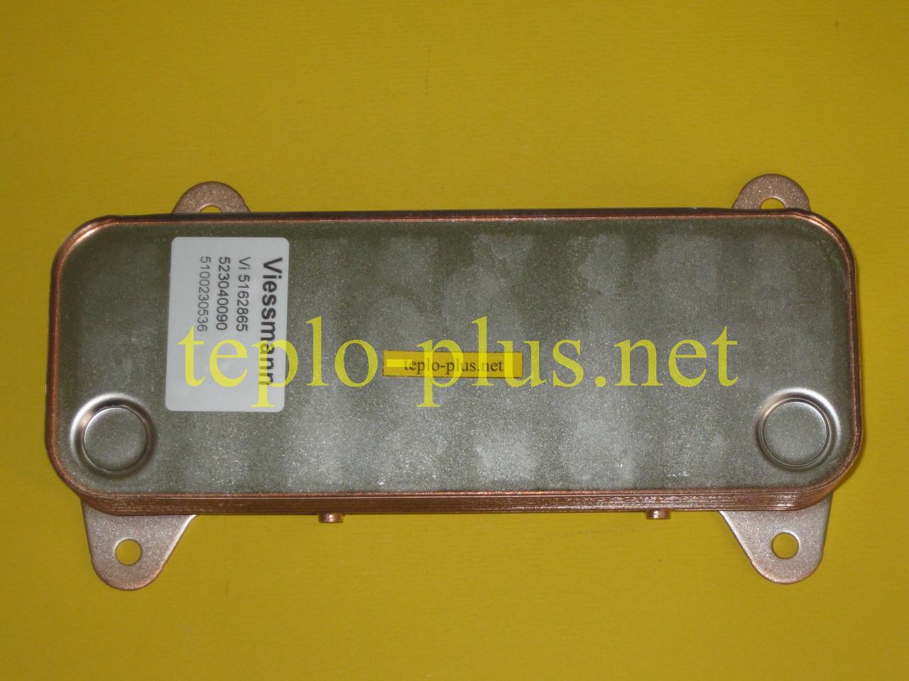 Теплообменник вторичный WHE 24 кВт, WH0 7817471 Viessmann Vitopend, Vitopend 100, фото 2