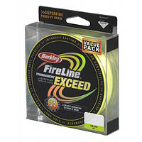 FireLine Tournament Exceed Flame Green 270m 0.32mm 23,5kg шнур Berkley
