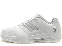 Баскетбольные кроссовки Adidas T-MAC 6 белые