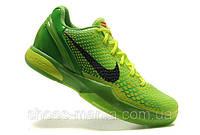 Баскетбольные кроссовки Nike Zoom Kobe (green)